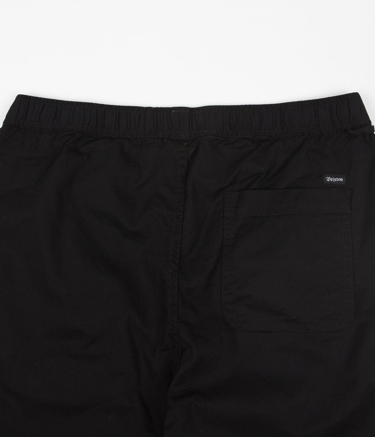 Brixton Steady Shorts - Black