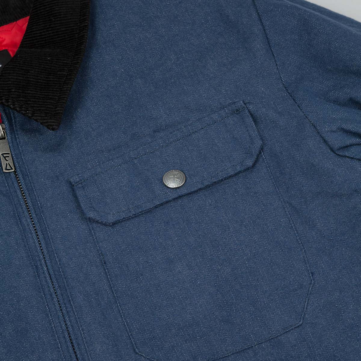Brixton Suspension Jacket - Denim Blue