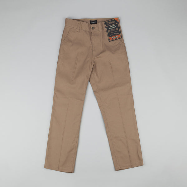 Brixton Union Rigid Chino Trousers