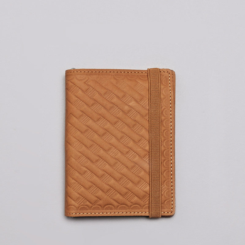 Brixton Warrant Wallet Brown
