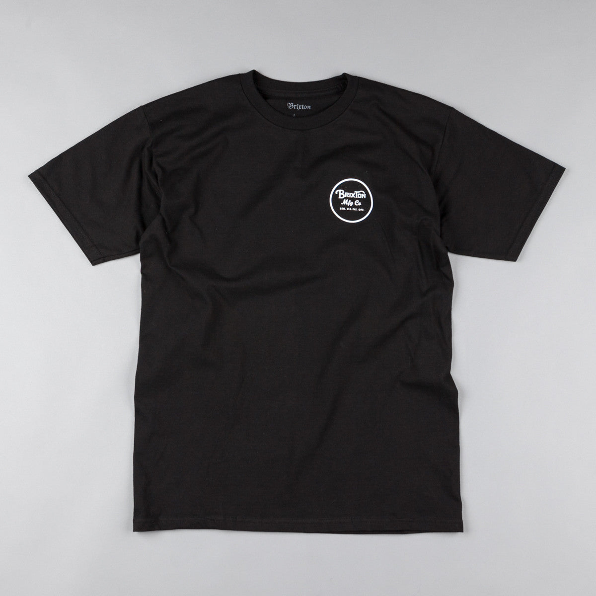 Brixton Wheeler II T-Shirt - Black