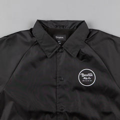 Brixton Wheeler Jacket - Black