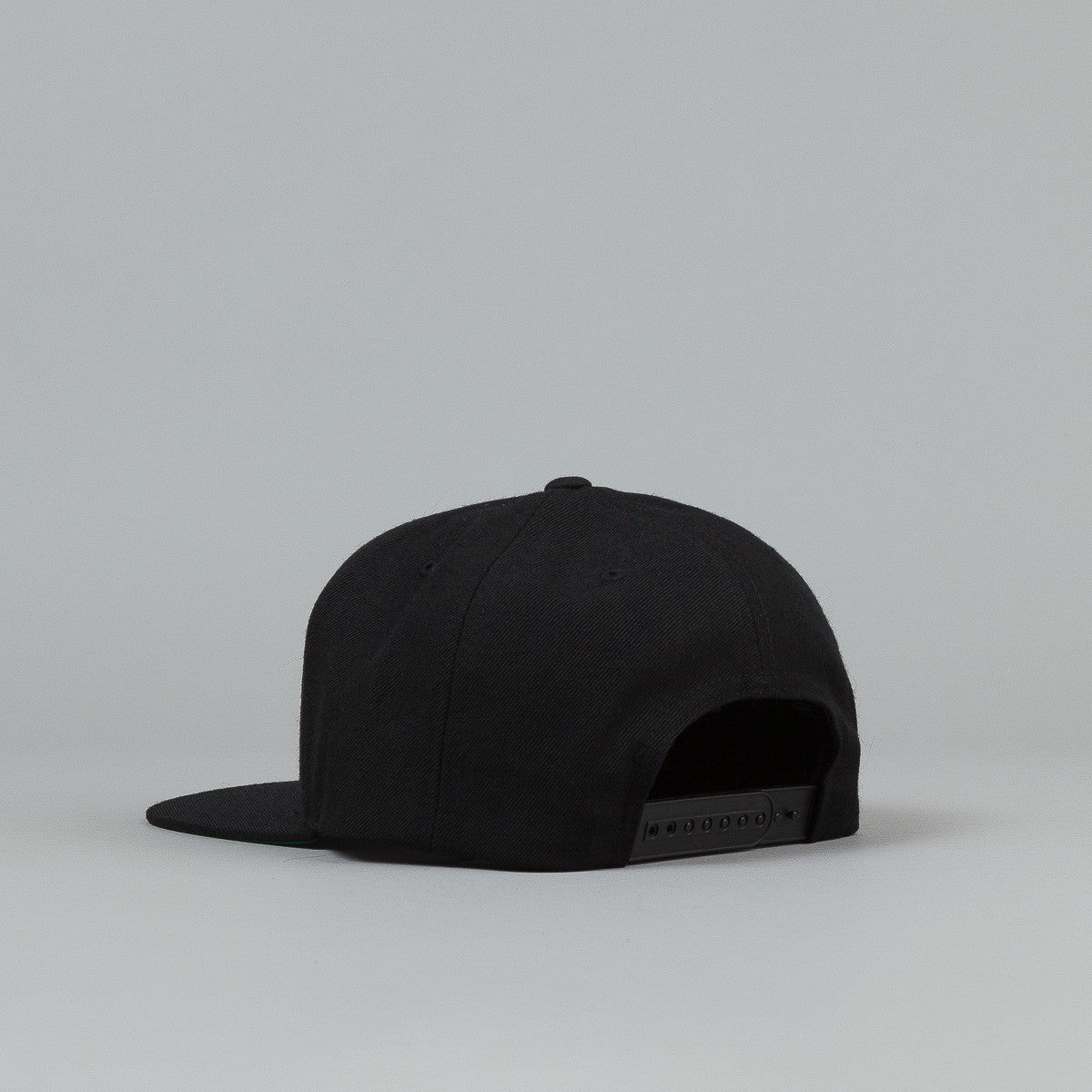 Brixton Wheeler Snap Back Cap - Black