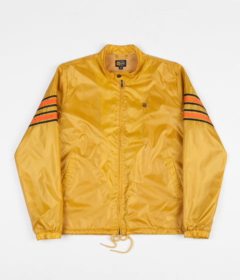 Brixton x Independent Ender Jacket - Yellow