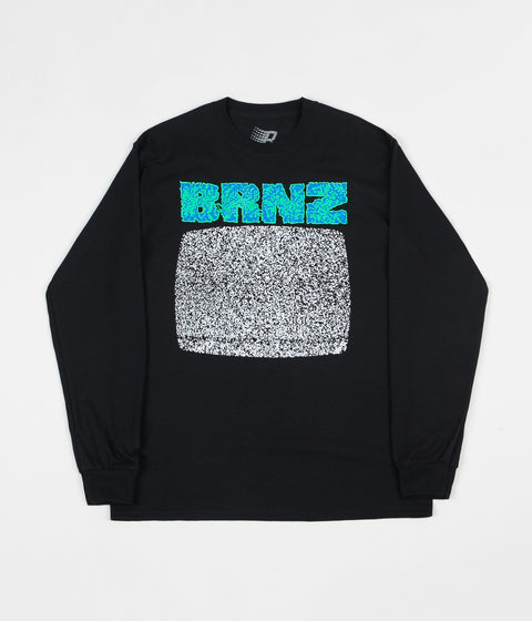 Bronze 56k Brnz Long Sleeve T-Shirt - Black