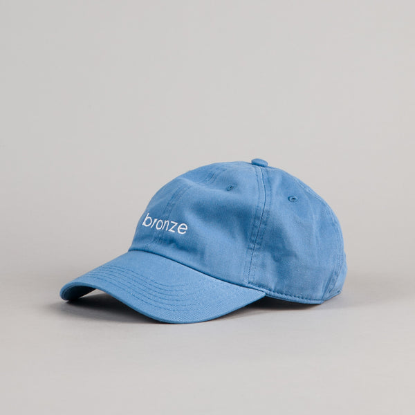 Bronze 56k Bronze Cap - Carolina Blue