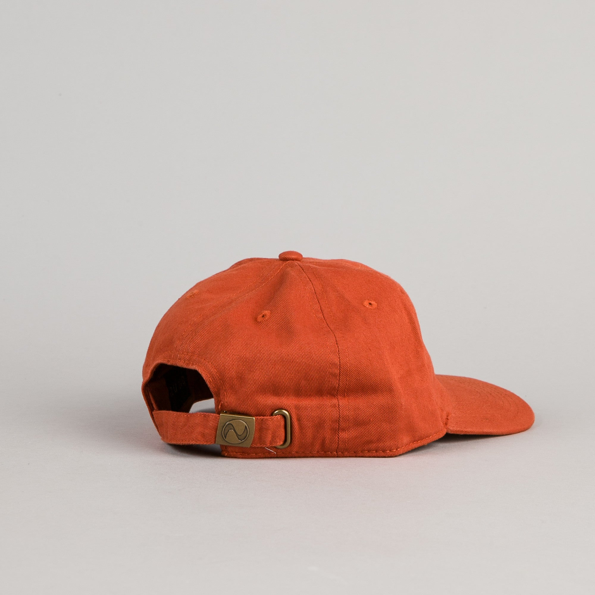 Bronze 56k Bronze Cap - Orange