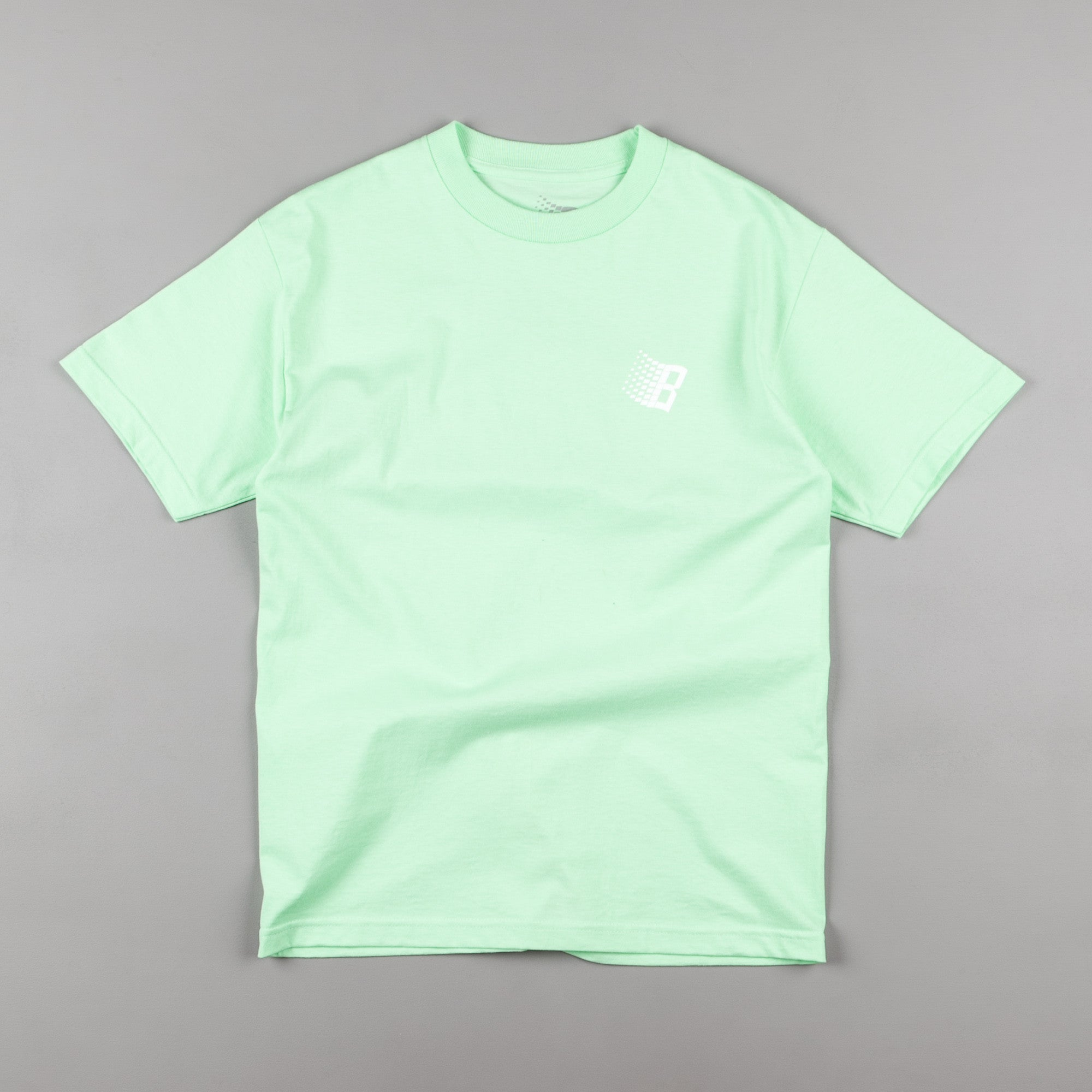 Bronze 56k Bronze Logo T-Shirt - Mint / White