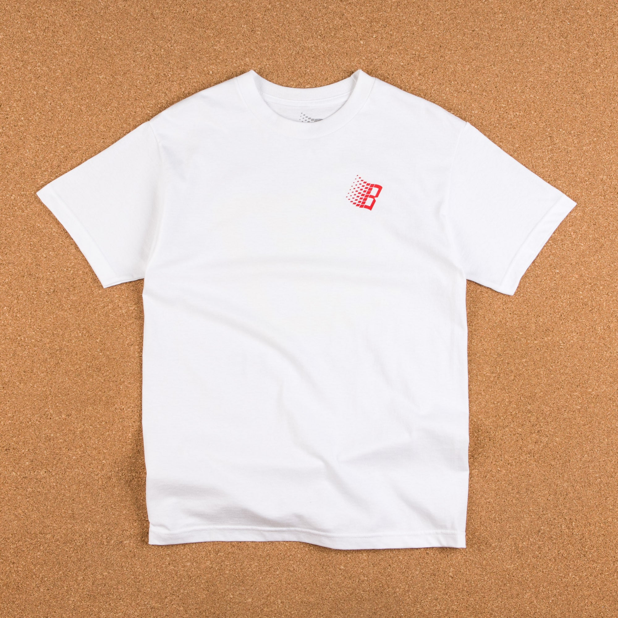 Bronze 56k Bronze Logo T-Shirt - White / Primary