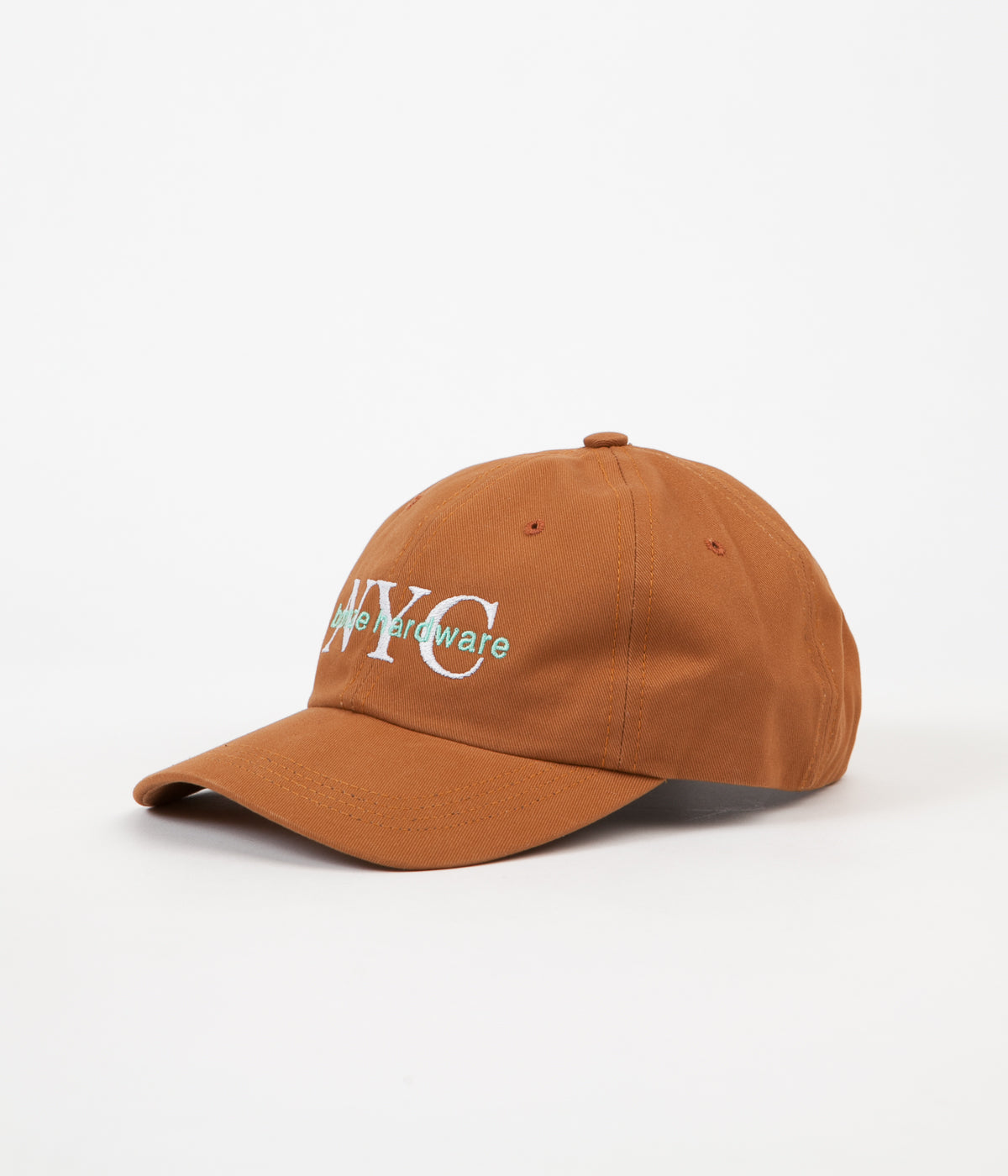 Bronze 56K NYC Cap - Brown