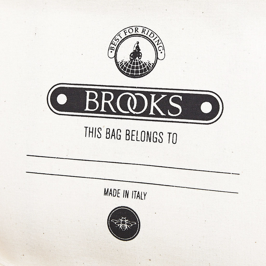 Brooks Camden Tote Bag Asphalt