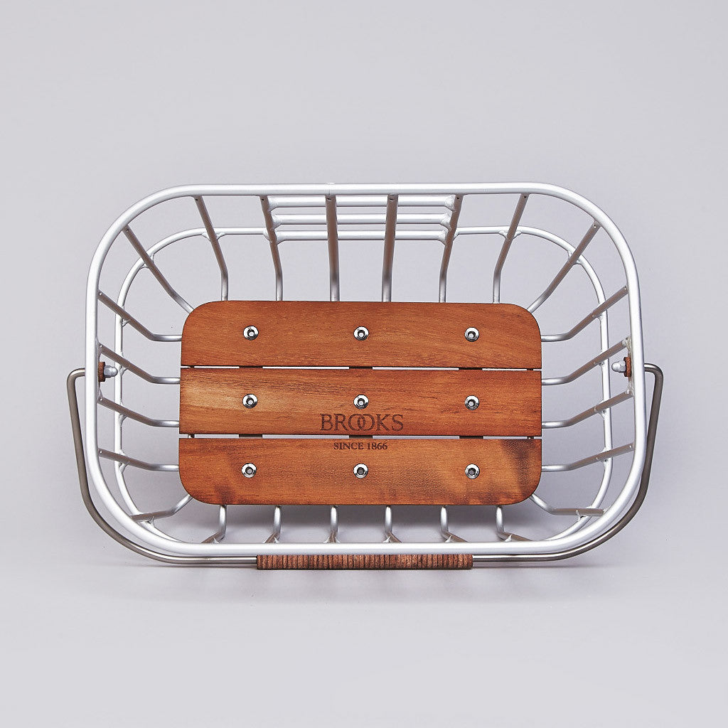 Brooks Hoxton Wired Basket