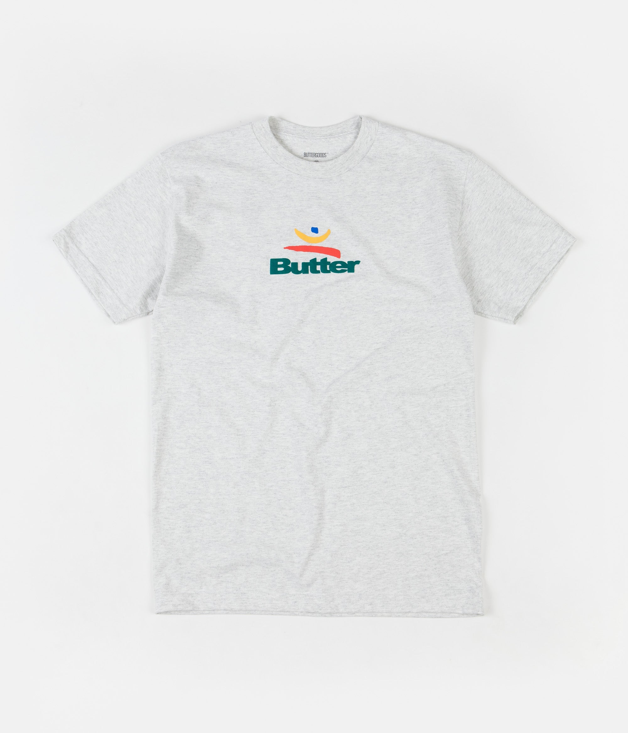 Butter Goods '92 T-Shirt - Ash Grey