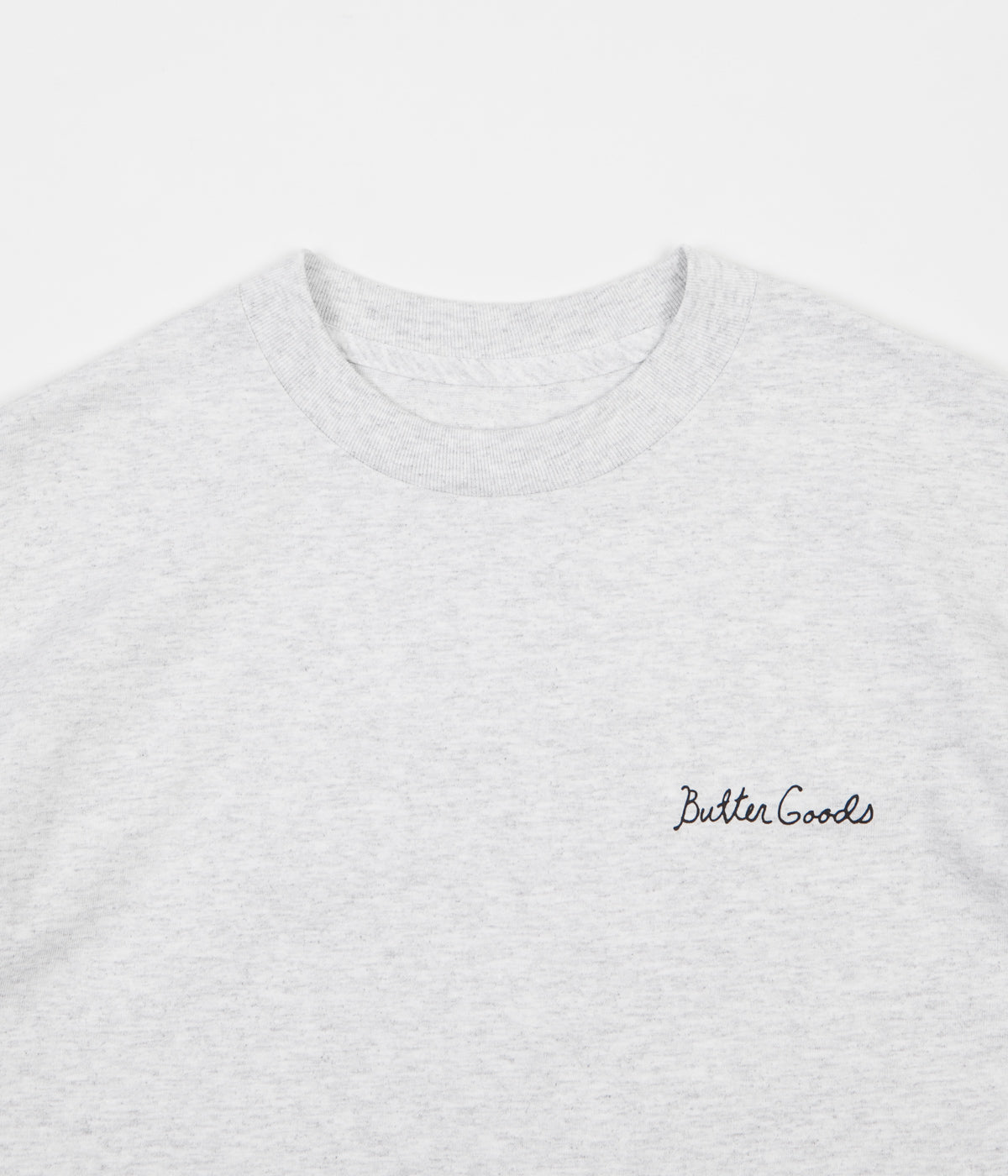 Butter Goods Can't Catch A Break T-Shirt - Ash Grey
