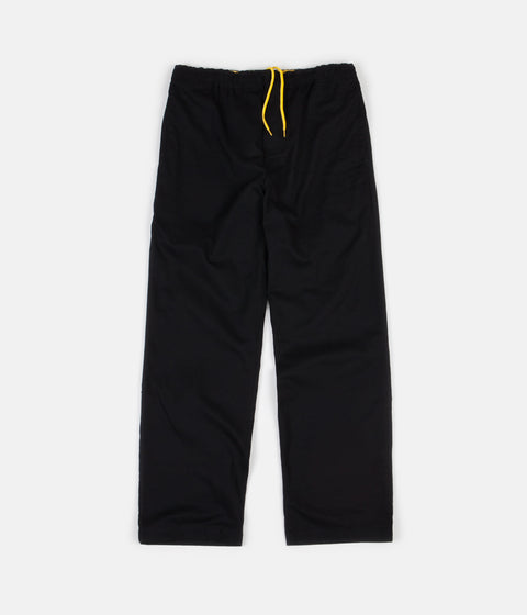 Butter Goods Casual Trousers - Black
