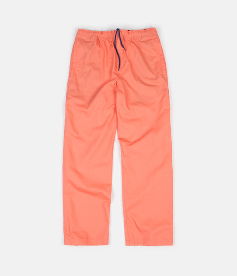 Butter Goods Casual Trousers - Melon