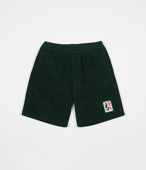 Butter Goods Dreamland Corduroy Shorts - Forest