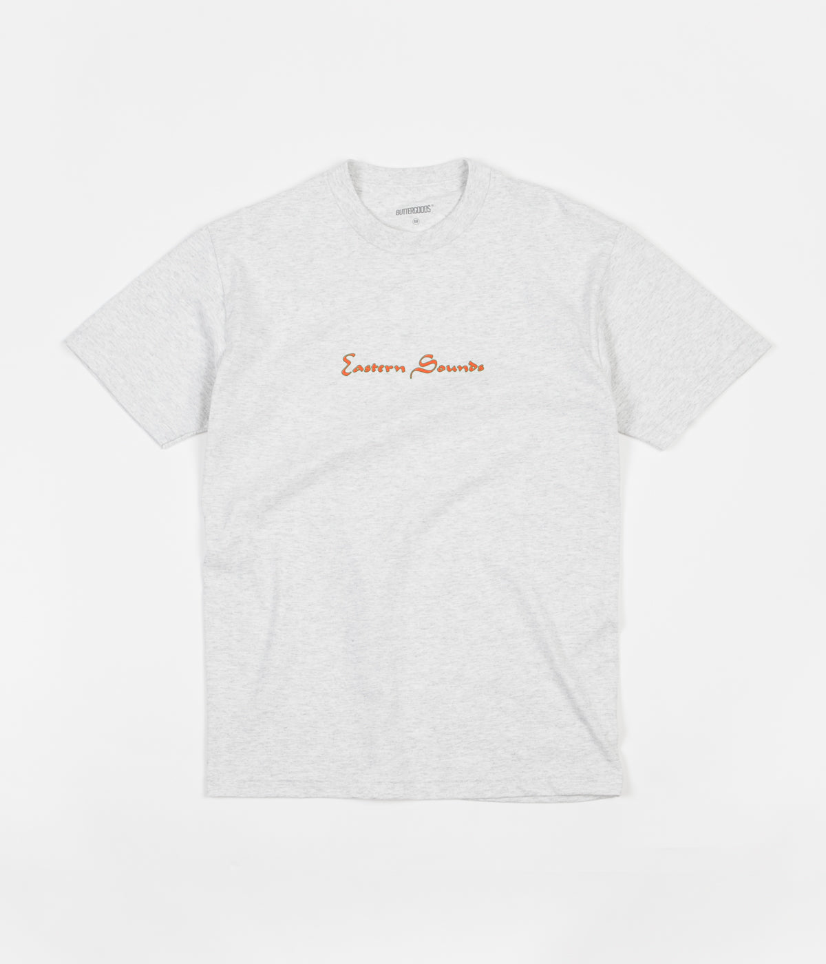 Butter Goods Eastern Sounds T-Shirt - Ash Grey
