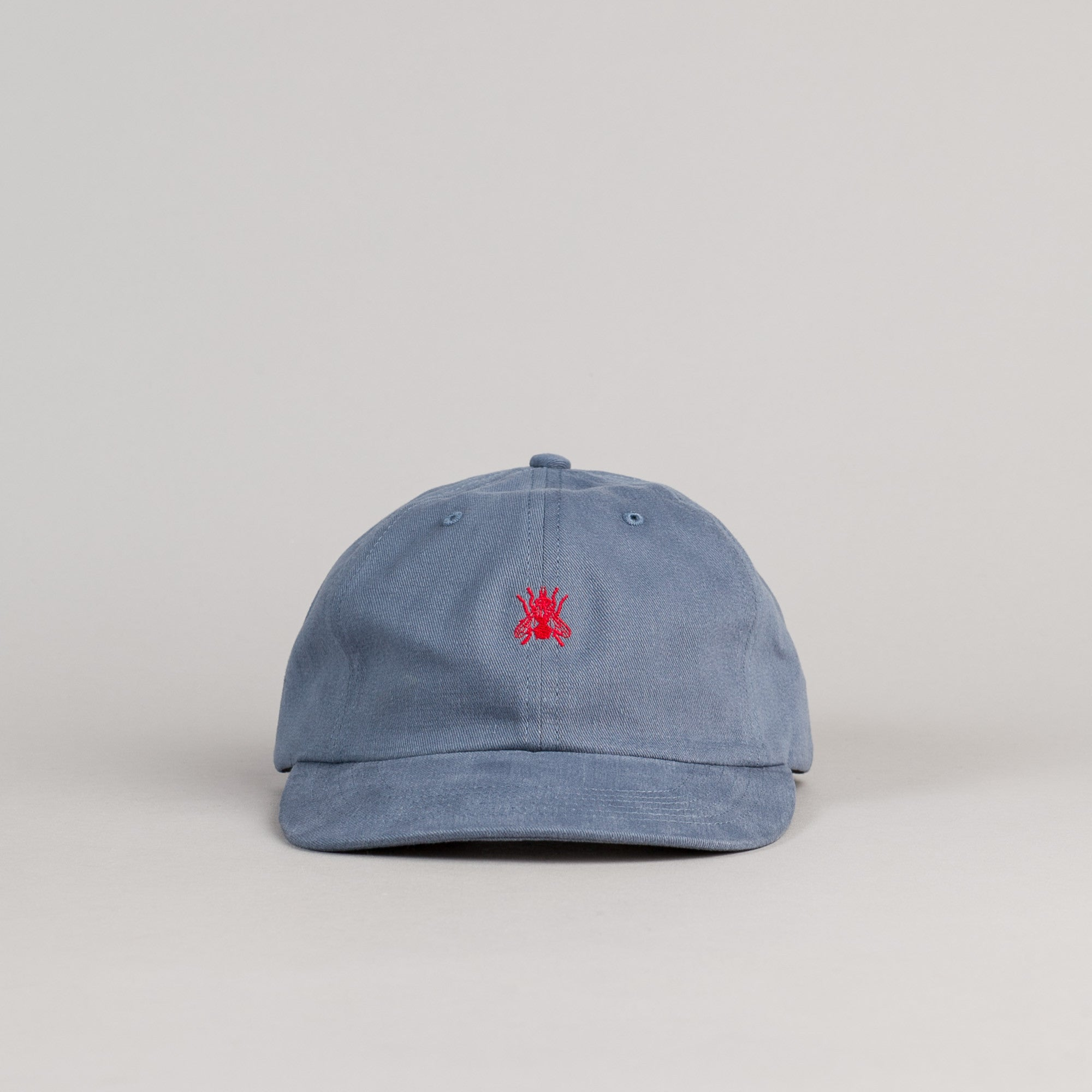 Butter Goods Fly 6 Panel Cap - Blue
