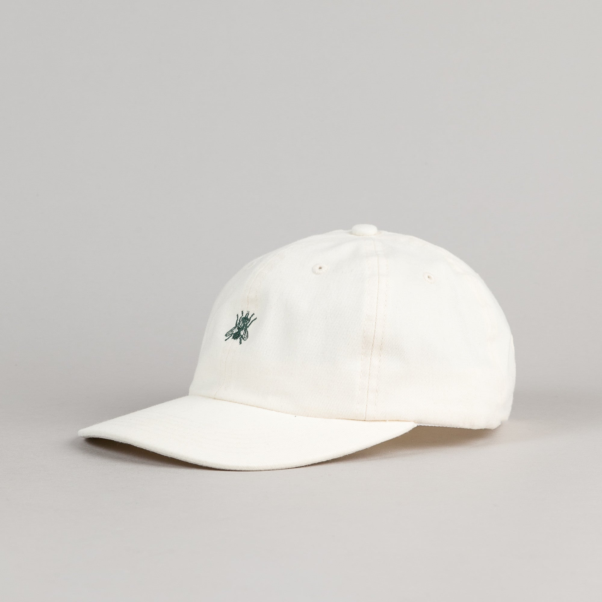 Butter Goods Fly 6 Panel Cap - Natural