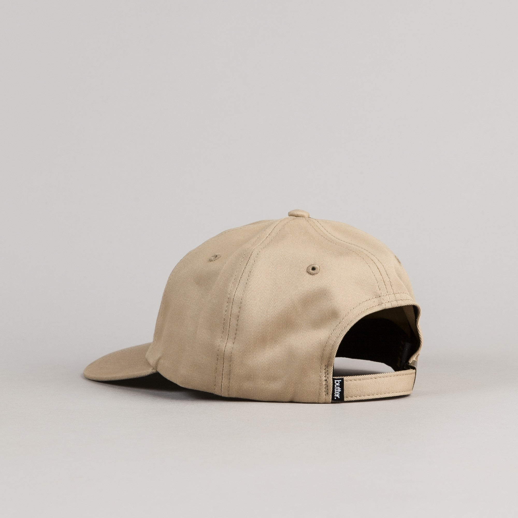 Butter Goods Golf 6 Panel Cap - Khaki