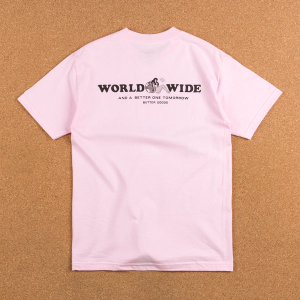 Butter Goods Good Day T-Shirt - Pink