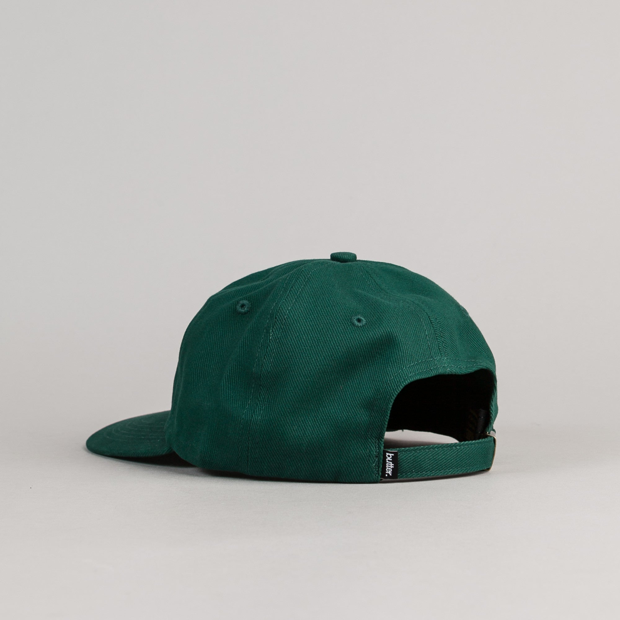 Butter Goods Judah 6 Panel Cap - Green