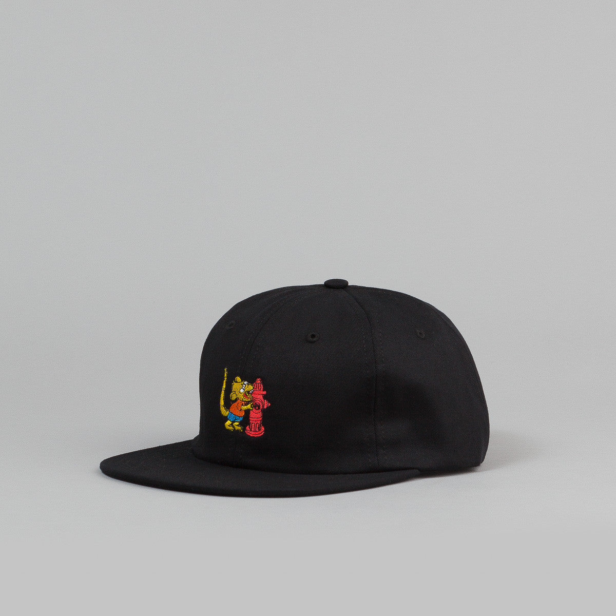 Butter Goods Rat Boy 6 Panel Cap