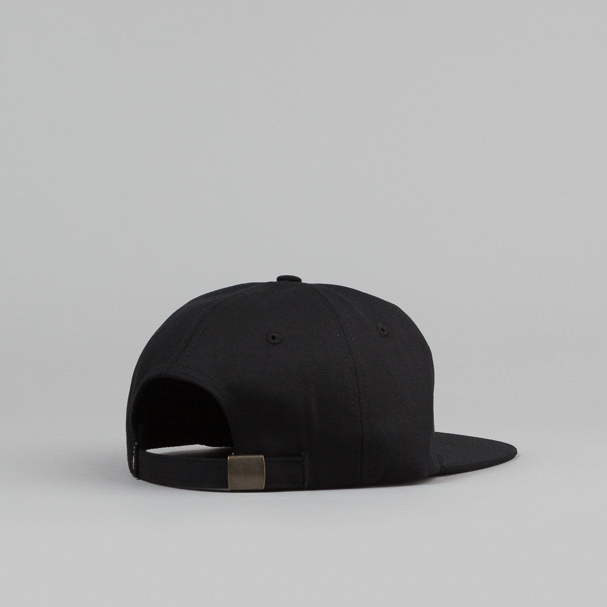 Butter Goods Rat Boy 6 Panel Cap - Black