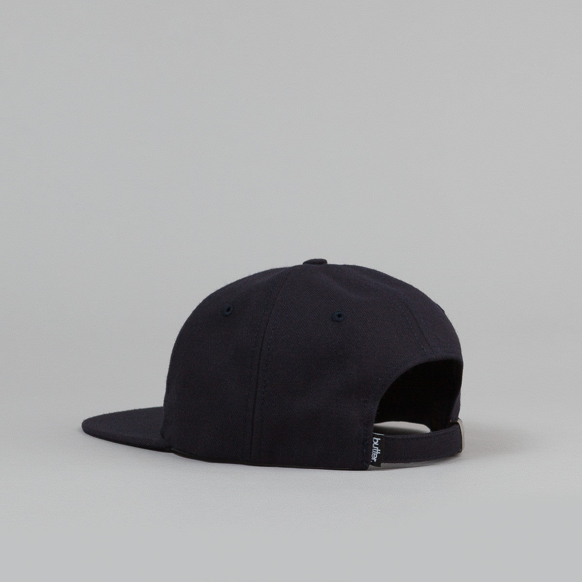 Butter Goods Rose 6 Panel Cap - Navy