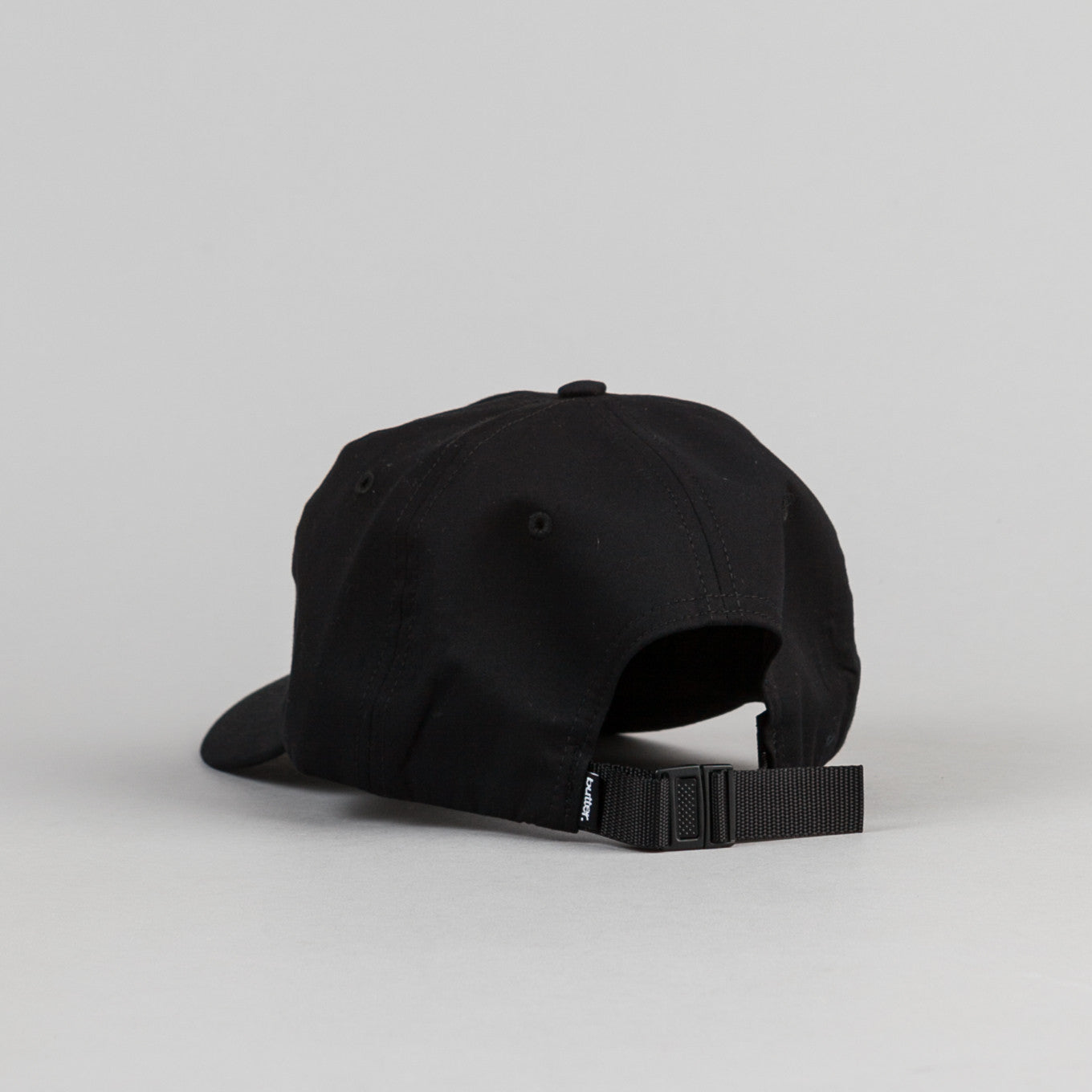 Butter Goods Rugged Terrain Cap - Black