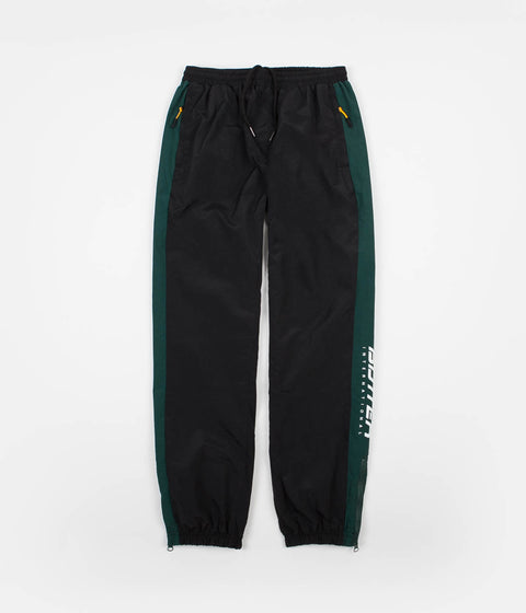 1adbccddb5c2 Butter Goods Runner Tracksuit Pants - Black   Forest