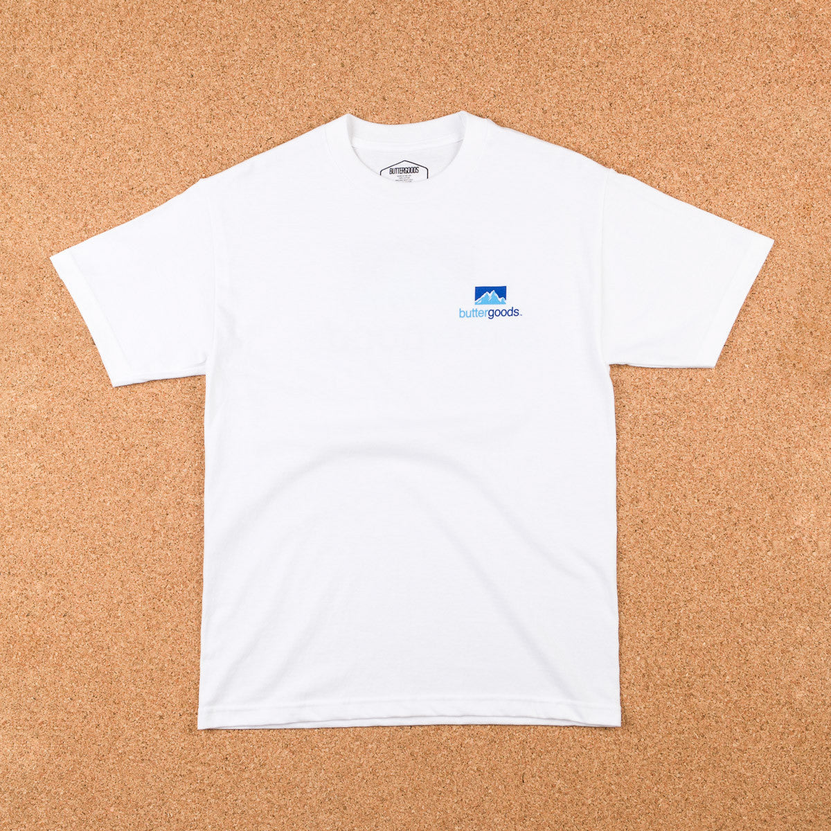 Butter Goods Search T-Shirt - White