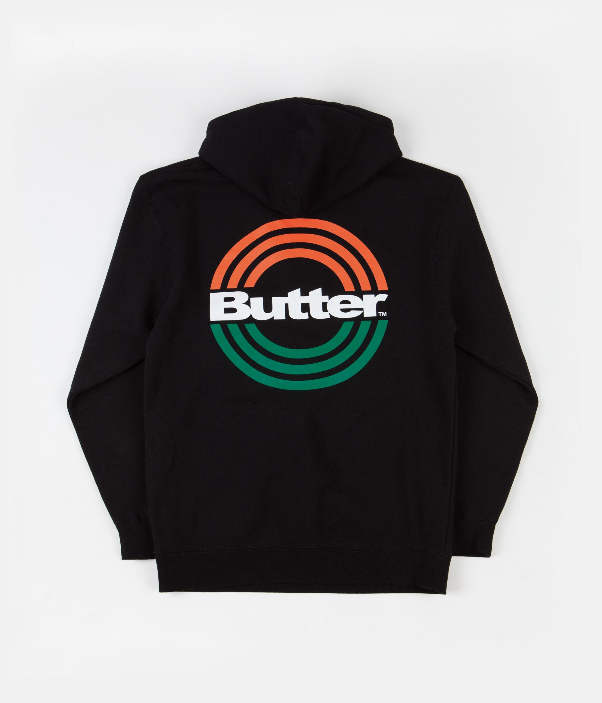 Butter Goods Stamp Hoodie - Black