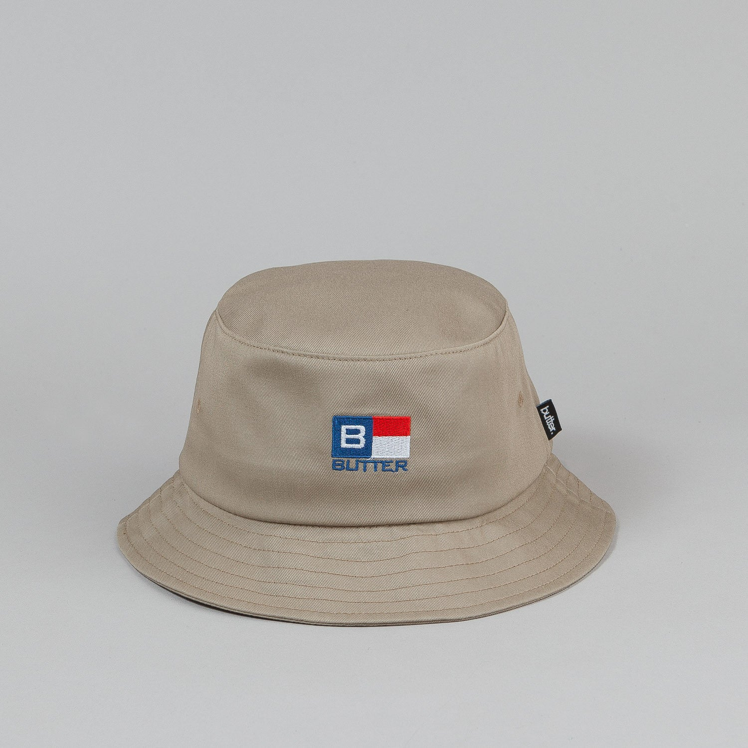 Butter Goods State Bucket Hat - Khaki