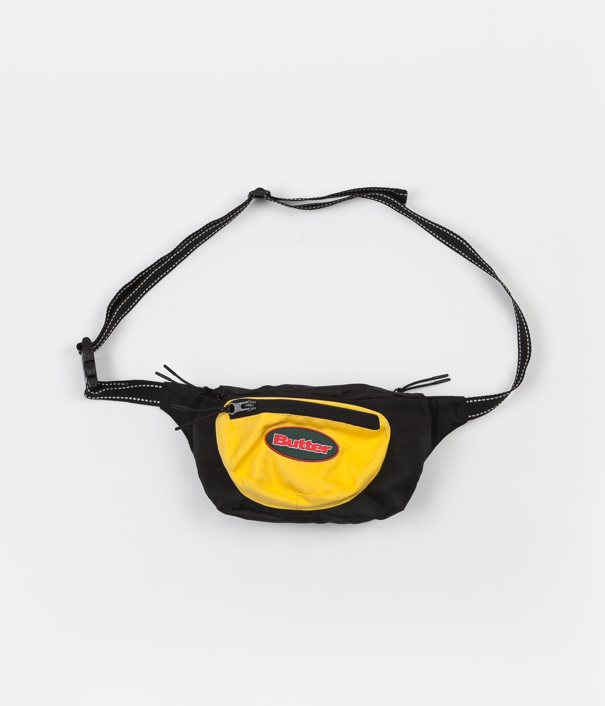 Butter Goods Trail Hip Pack - Black / Yellow
