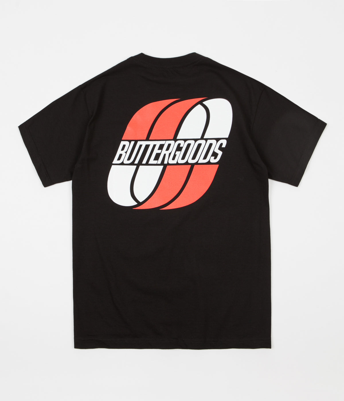 Butter Goods United Logo T-Shirt - Black