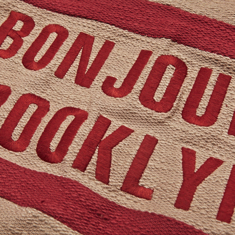 BWGH Bonjour Brooklyn Sweatshirt Brown