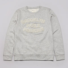 BWGH Brooklyn Parle Sweatshirt Grey / Light Grey