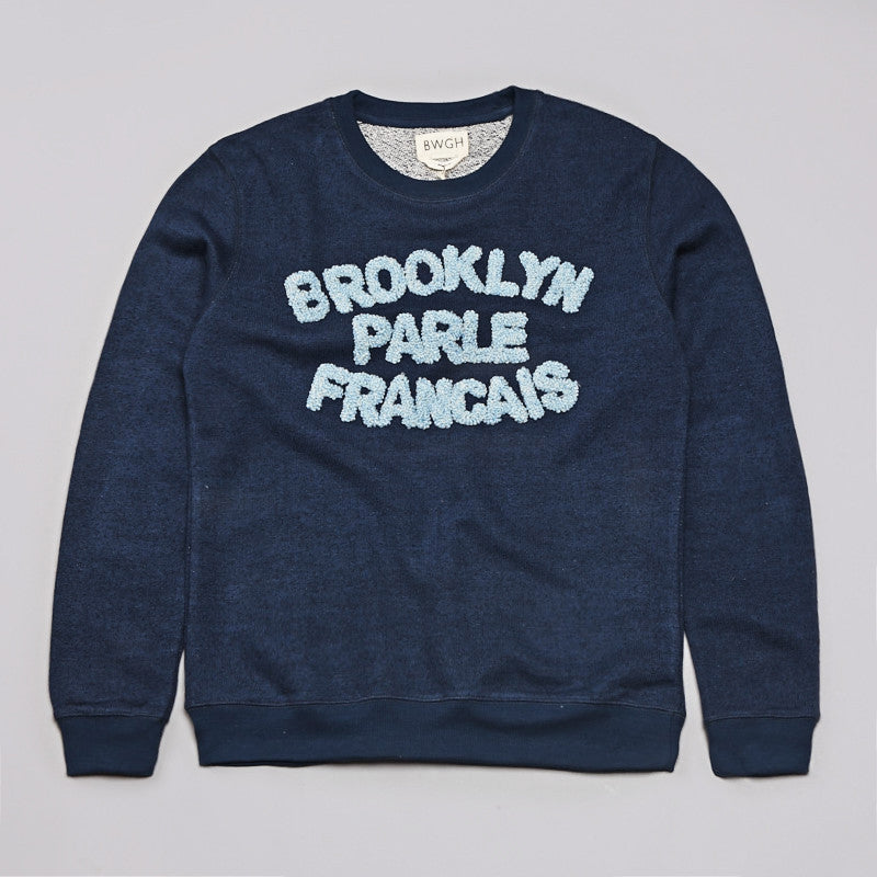 BWGH Brooklyn Parle Sweatshirt Navy / Blue