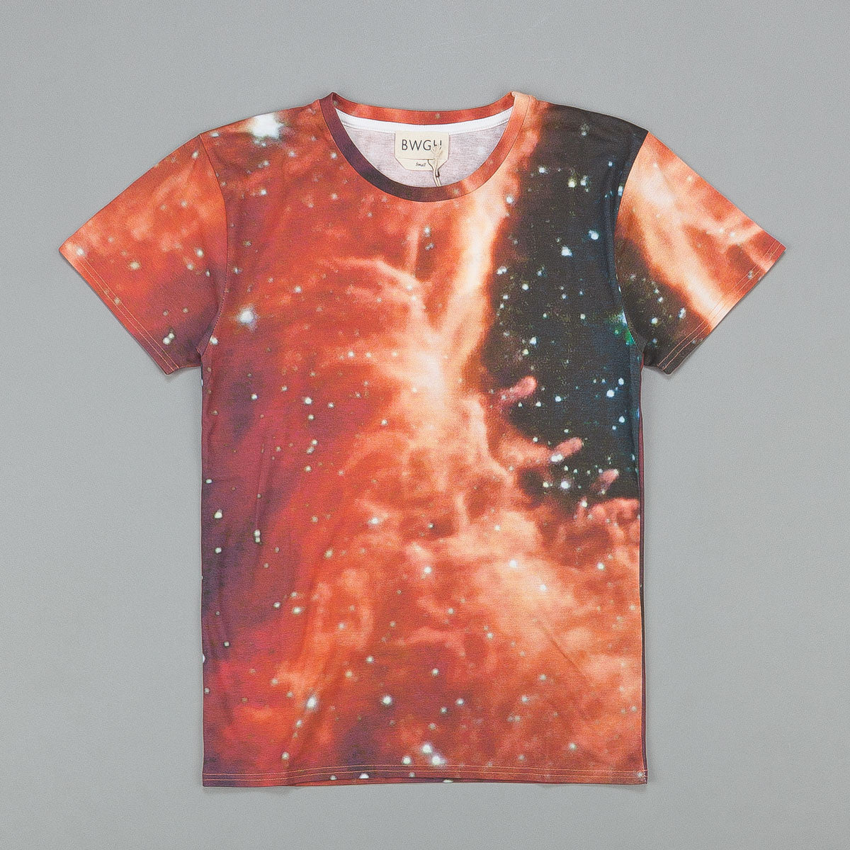 BWGH Space T Shirt Star Shadow