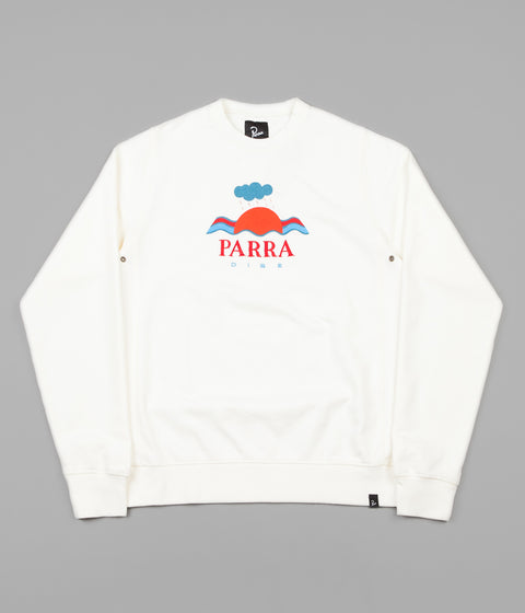 by Parra Parra Dise Crewneck Sweatshirt - Natural