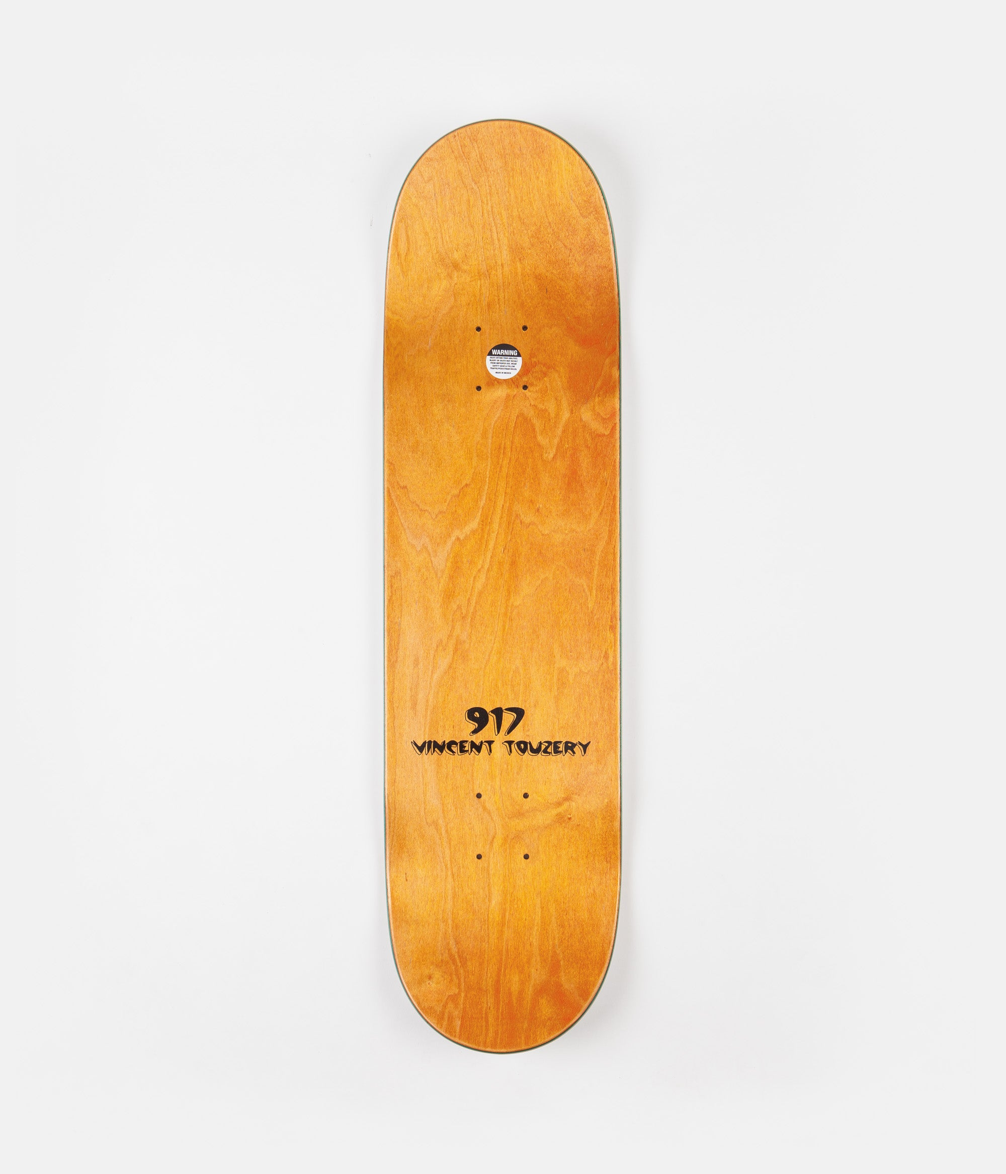 Call Me 917 Cyrus Series Touzery Slick Bottom Deck - 8.25""