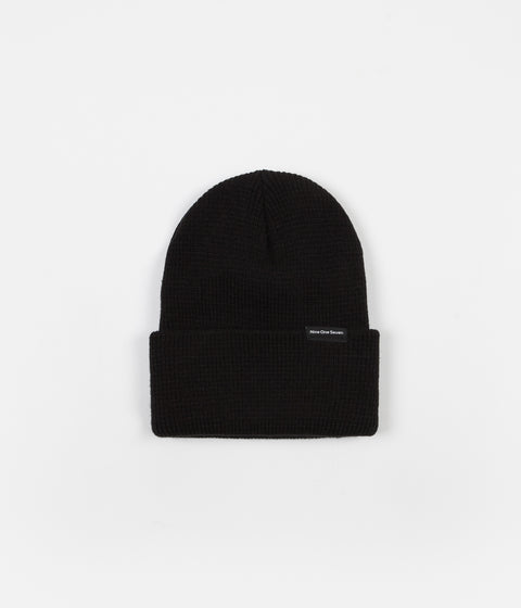 Call Me 917 Logotype Beanie - Black