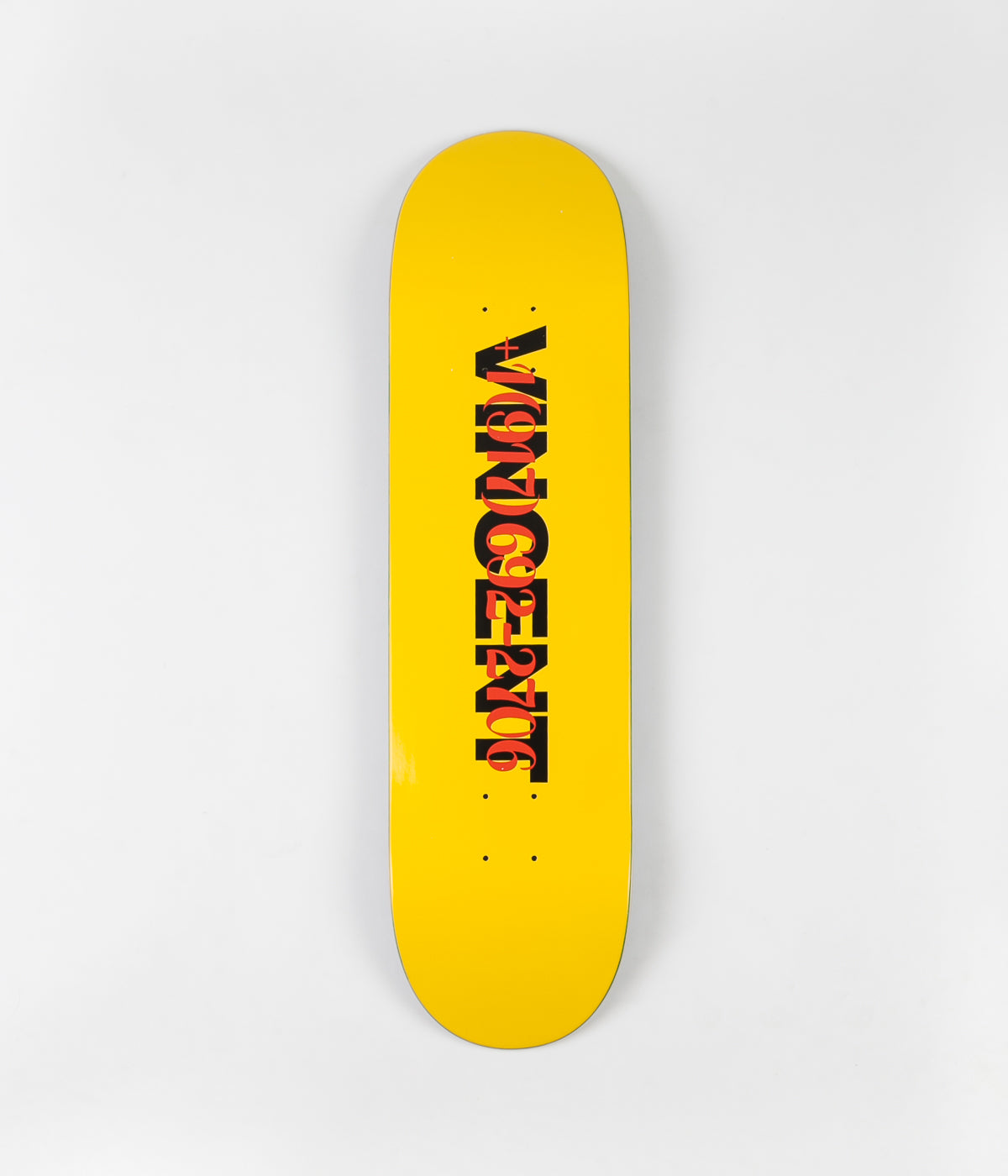 Call Me 917 Vincent Dialtone Deck - Yellow - 8.25""