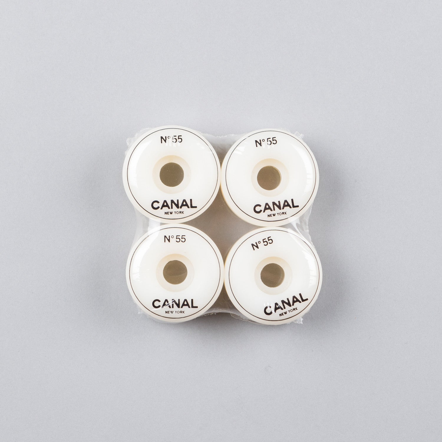 Canal Designer Wheels 55mm