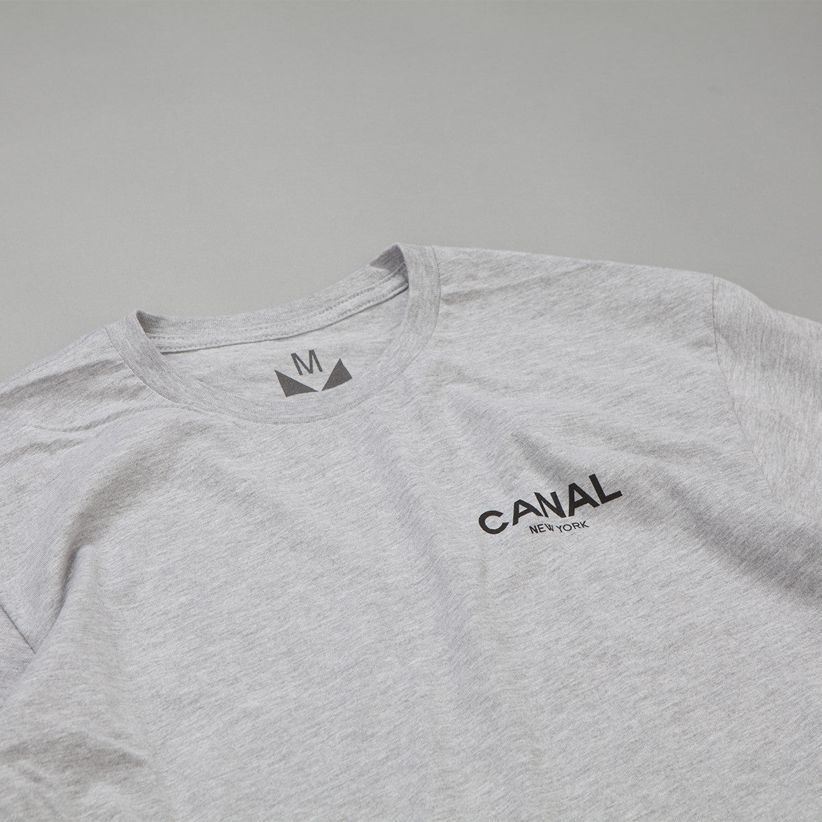 Canal New York Film Festival T-Shirt - Grey
