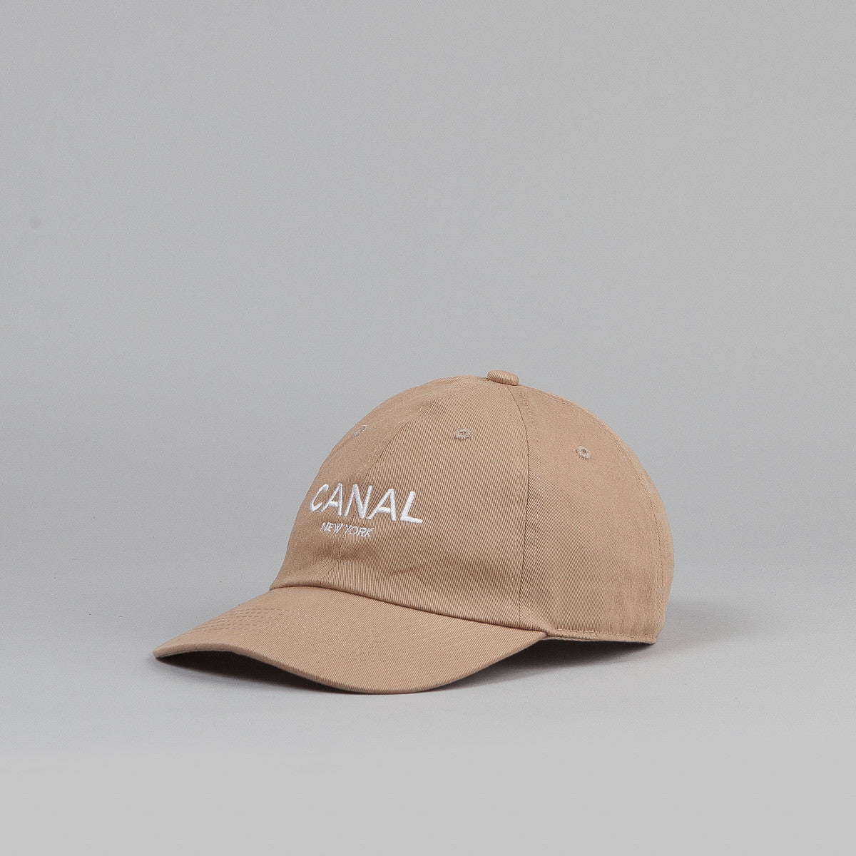 Canal New York Adult Headwear 6 Panel Cap
