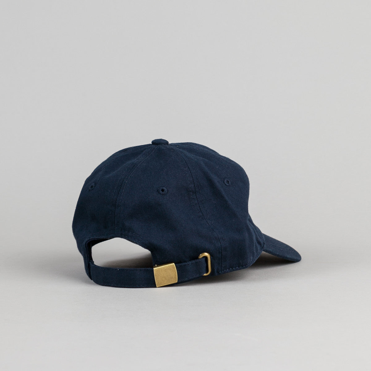 Canal New York Adult Headwear 6 Panel Cap - Navy
