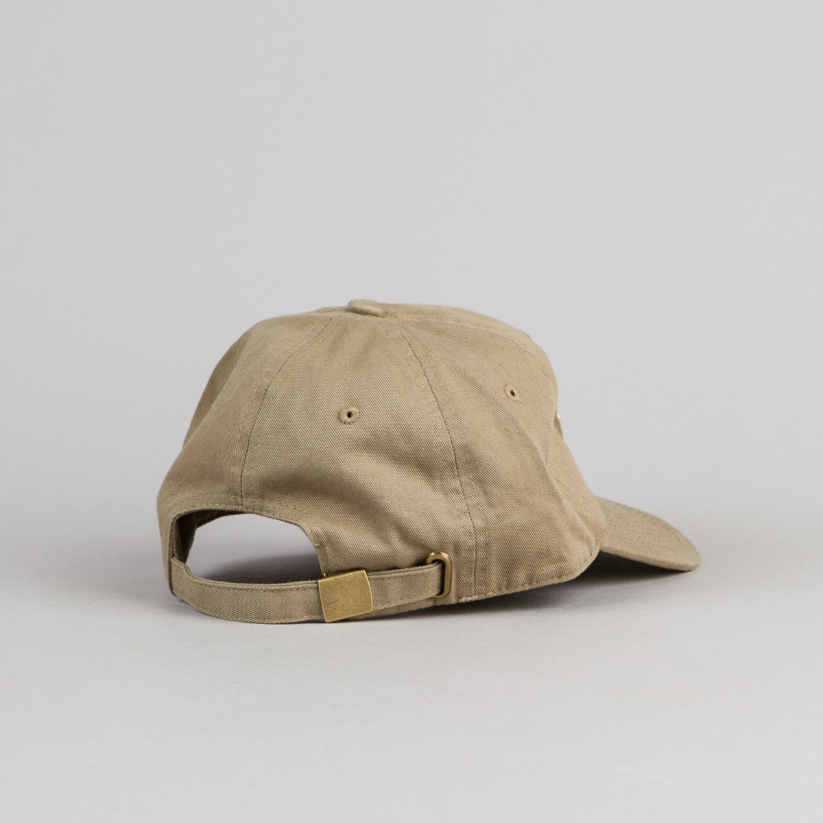 Canal New York Adult Headwear 6 Panel Cap - Tan
